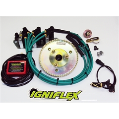 Kit Igniflex (Distribuidor) Ford F-1000 Falcon 6cc 3.6 Carburado gasolina