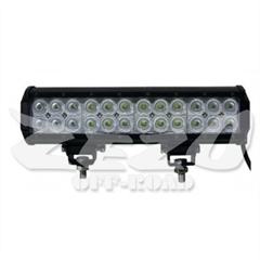 Barra Led Reta 72W lentes 5D