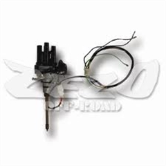 Distribuidor eletrônico c/ chicote Parcial Jeep/Rural/F-75 (1974/1983) motor Ford Ohc 4cc