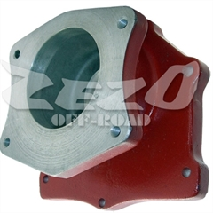 flange Motor Opala 4 e 6 cilindros no Cambio do Willys