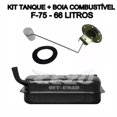 Kit Tanque Pick-Up F-75 Plástico
