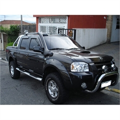 Snorkel Fibra Nissan Frontier ano ate 2007 completo